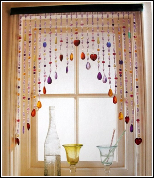 Beaded Curtains For Doors Canada Curtains Home Design