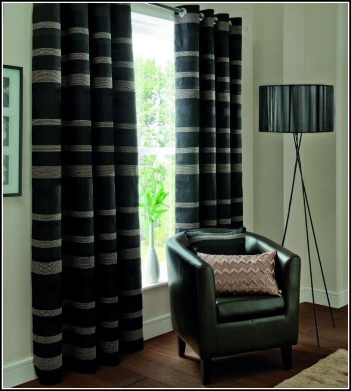 The Bayport Stripe Rod Pocket/Back Tab Window Curtain Panel will complement your room décor with its soft tone and subtle striped design. This classic panel hangs on a rod pocket, or use the back tabs for a more tailored look.