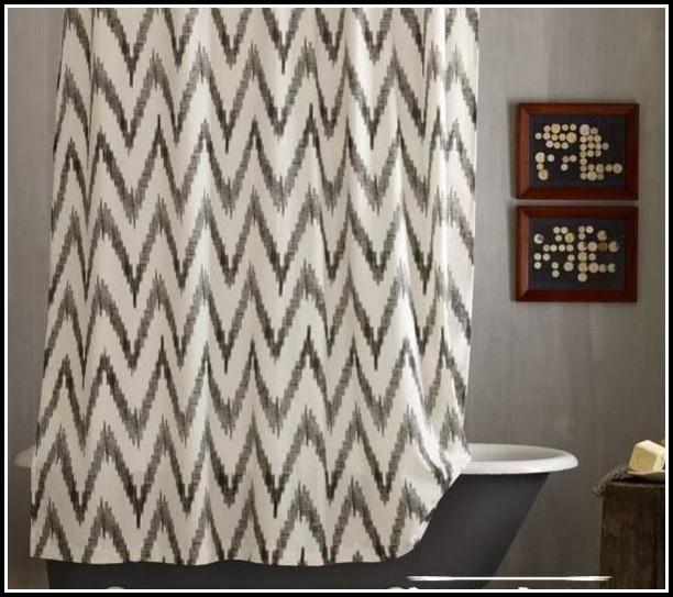Black And Tan Chevron Curtains - Curtains : Home Design ... Black And White Chevron Curtains