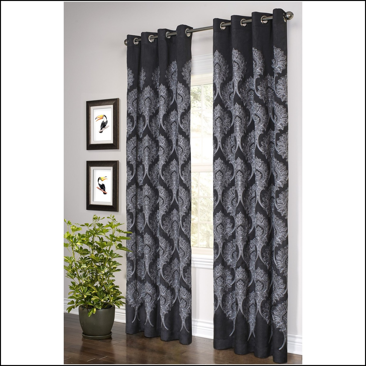 Black And White Curtains For Living Room Curtains Home Design Ideas 4rdbyo0ny229330