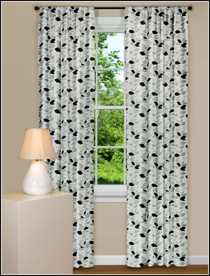 Black And White French Toile Curtains Curtains Home