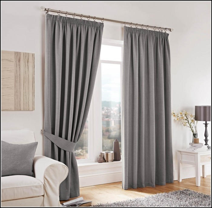 Black White And Grey Curtains