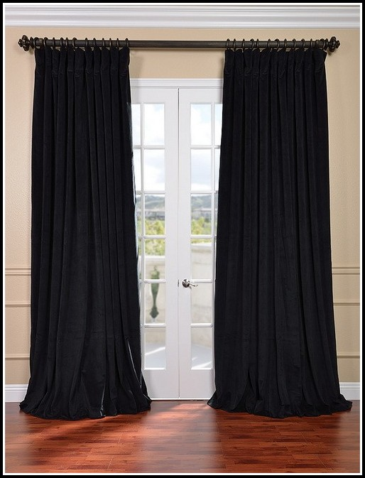 blackout curtains 108 inches long grommet curtains home design ideas xxpyq3xpby31393. Black Bedroom Furniture Sets. Home Design Ideas