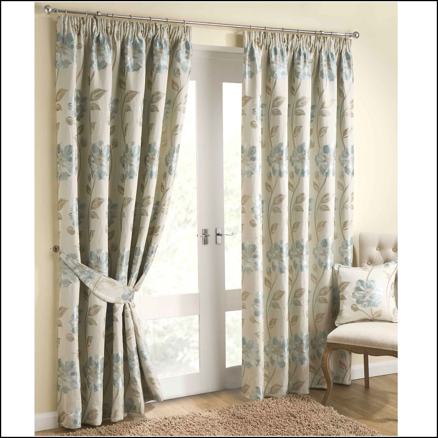 Blue And Gray Curtains Download Page – Home Design Ideas ...
