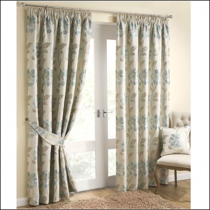 Blue And Green Curtains For Nursery