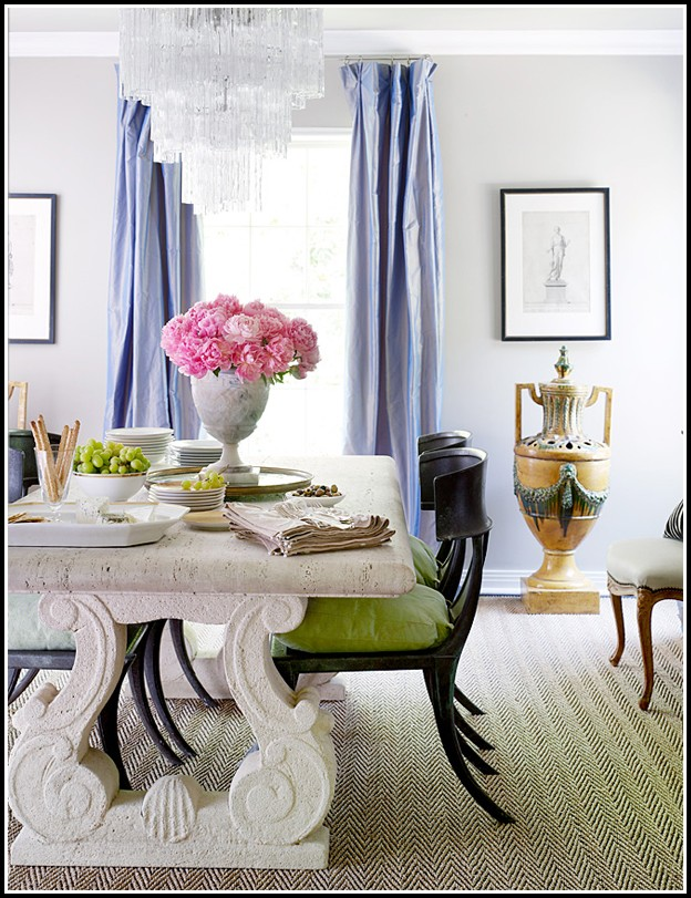 Blue And White Curtains Canada