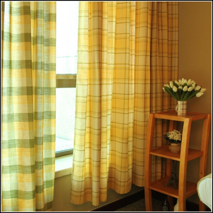 Red Yellow And Green Curtains Curtains Home Design
