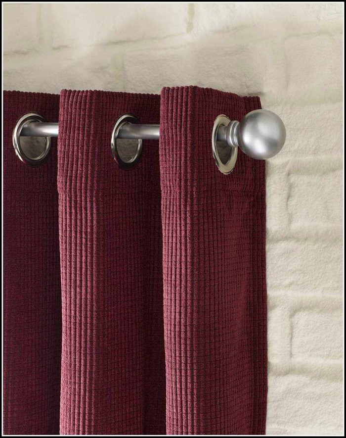 Cafe Curtain Rods 120 Inches