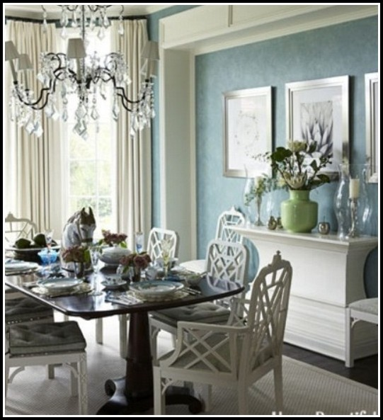 Country dining room curtain ideas curtains home design for Casual dining room curtain ideas
