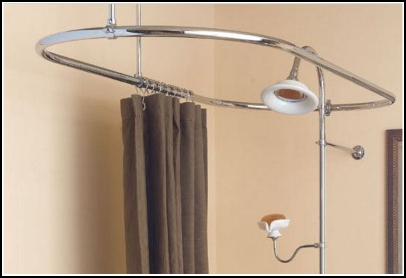 Ceiling Mounted Curtain Pole Brackets Download Page Home Design Ideas Galleries Home Design