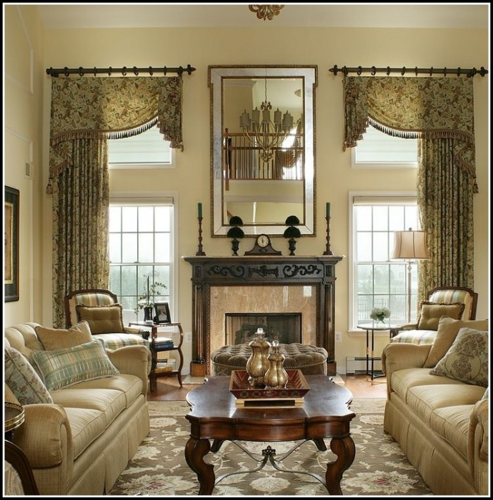 Creating Curtains For Arched Windows