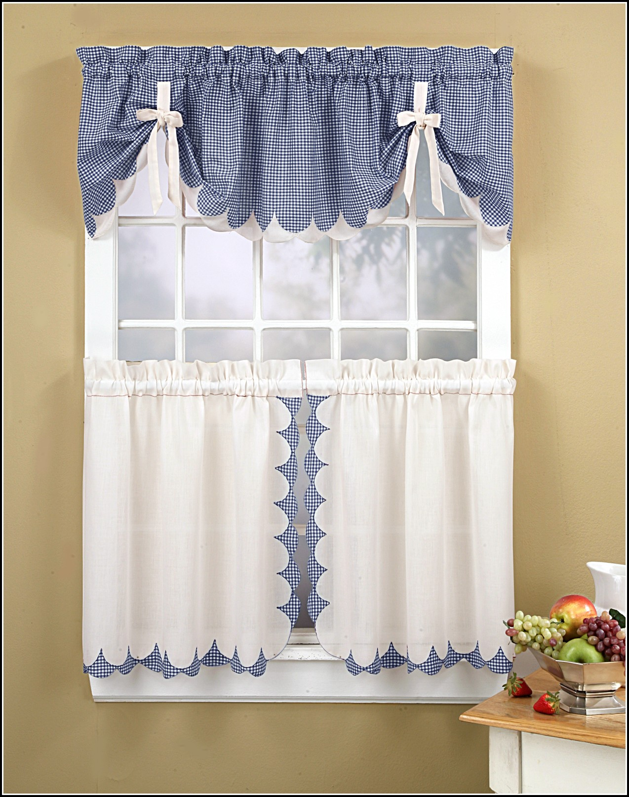 Curtain Ideas For Large Bow Windows Curtains Home