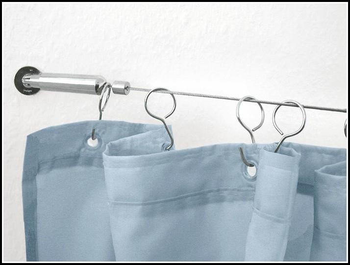 Curtain Rod Brackets That Hang From The Ceiling Curtains Home Design Ideas Qbn1rzdd4m33454