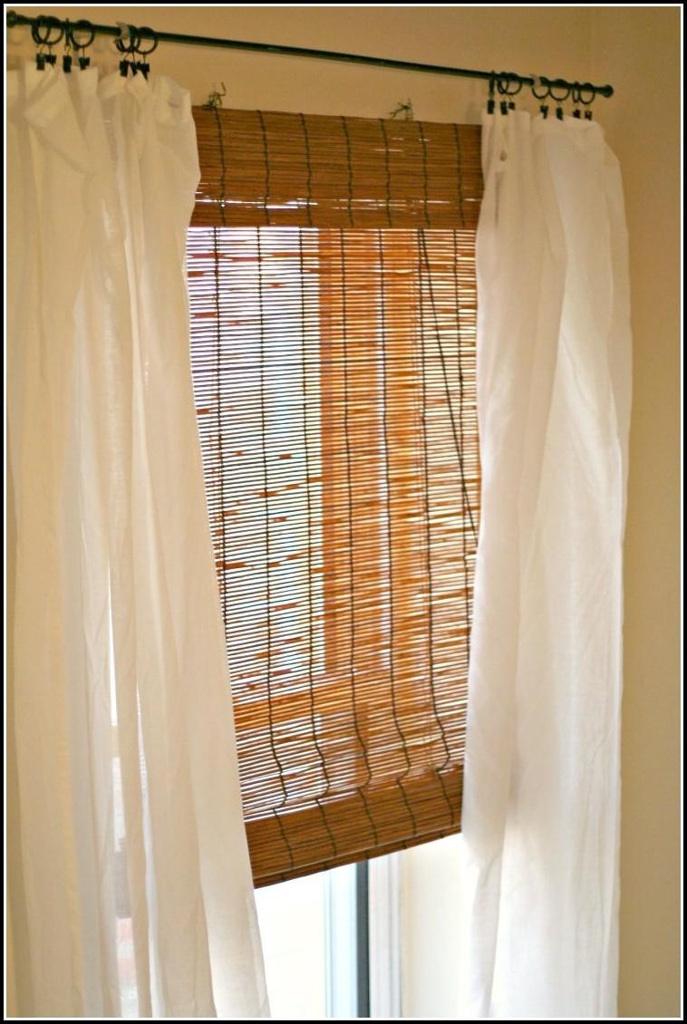 Curtain Rod For Sliding Door