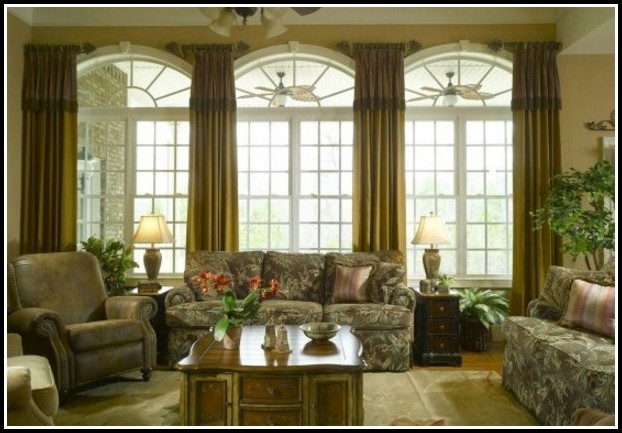Curtain Rod Ideas For Wide Windows
