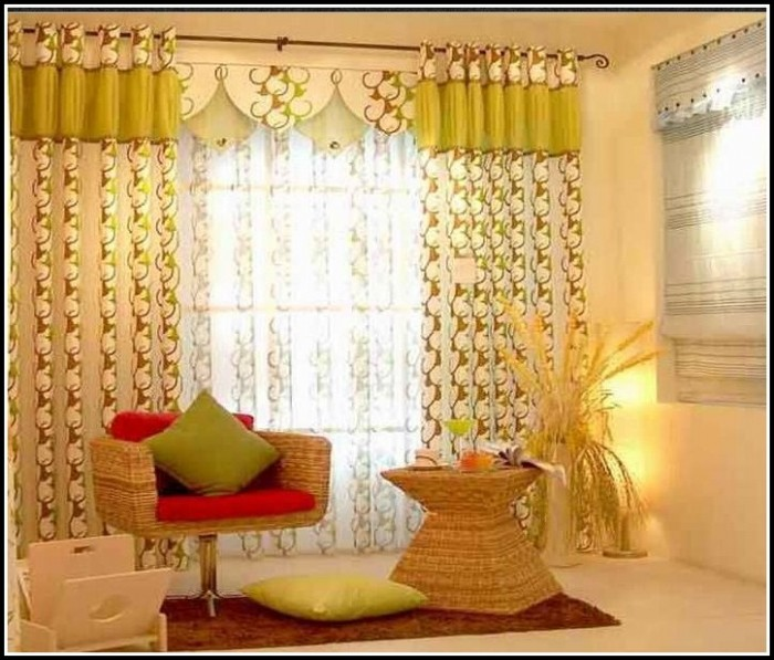 Curtain Rods For Bay Windows Ideas