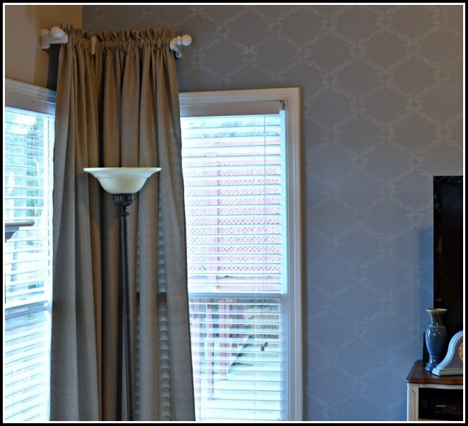 Curtain Rods For Corner Showers