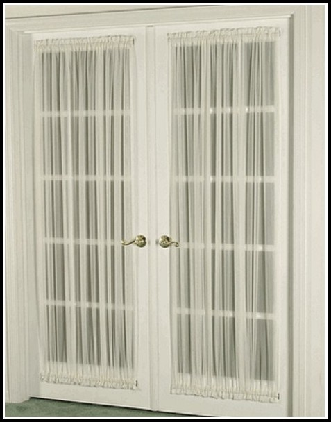 Curtain Rods For Door Panels