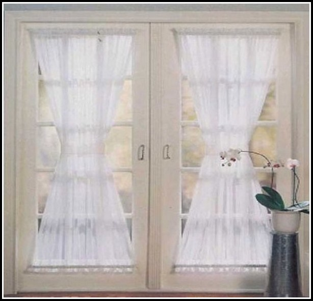 Curtain Rods For Fiberglass French Doors