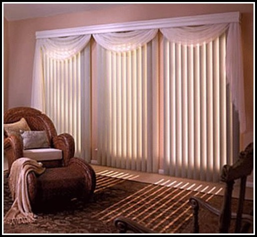 Curtain Rods With Vertical Blinds