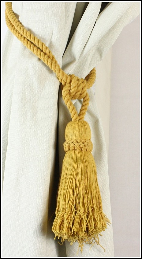 Curtain Tassel Tie Backs Australia
