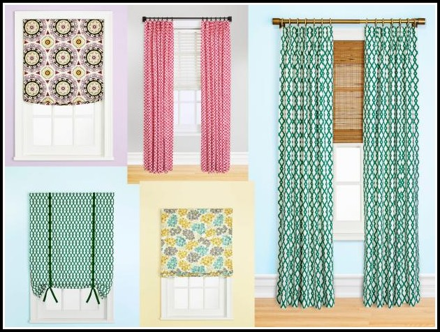 Curtains And Window Treatments At Target