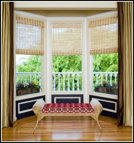 Curtains For A Bay Window With Window Seat