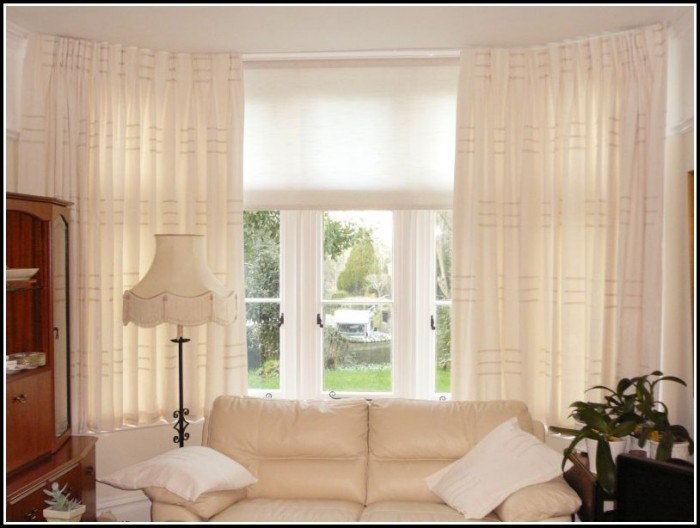 Curtains For Bay Window Seat