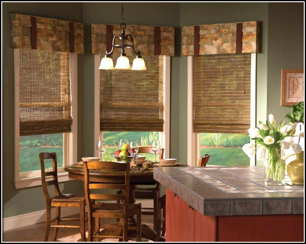 Curtains for large bay windows download page home design for Drapes for large windows