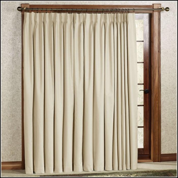 Curtains For Sliding Doors Kohl's