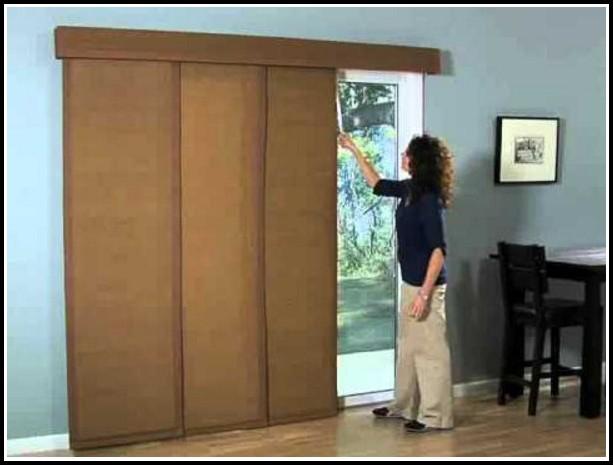 Curtains For Sliding Doors Vertical Blinds