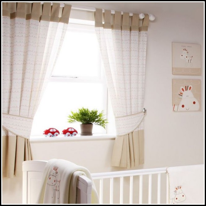 Curtains For Toddler Room