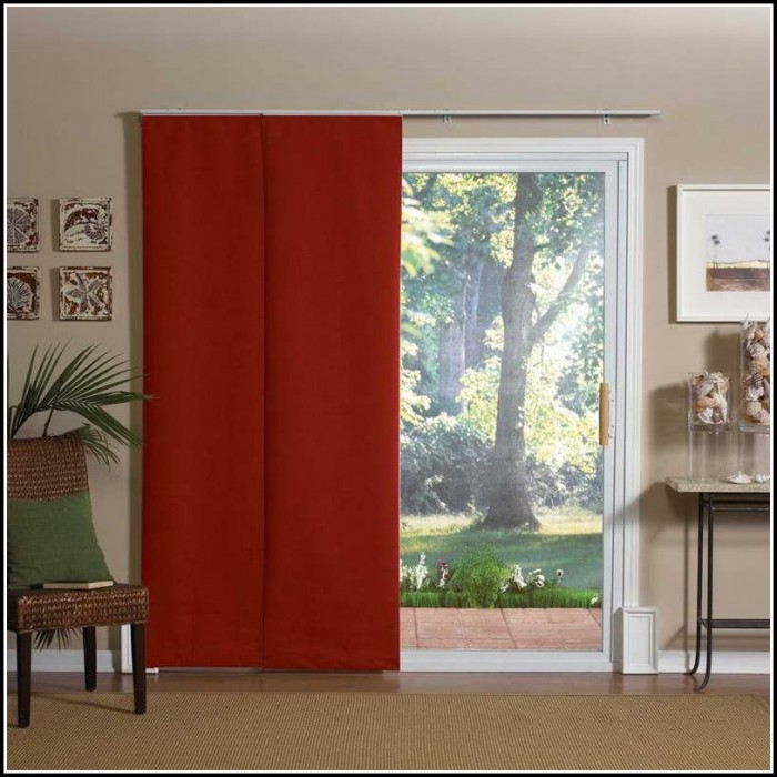 Curtains For Sliding Glass Doors In Bedroom Curtains