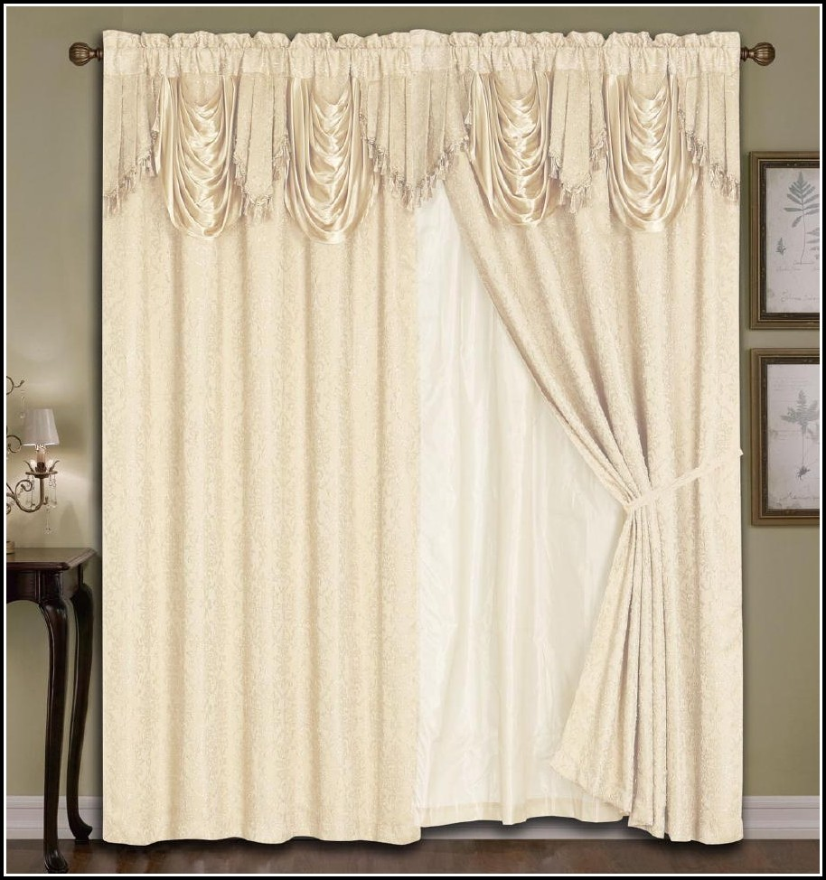 Double Curtain Rods 120 Inches Curtains Home Design