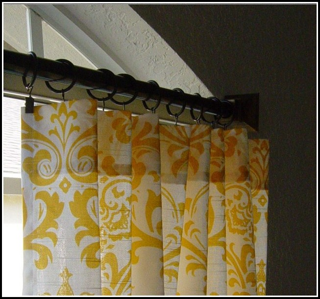 Gray And Yellow Nursery Curtains