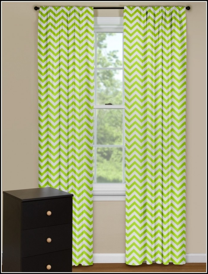 Green And White Curtains Target Curtains Home Design