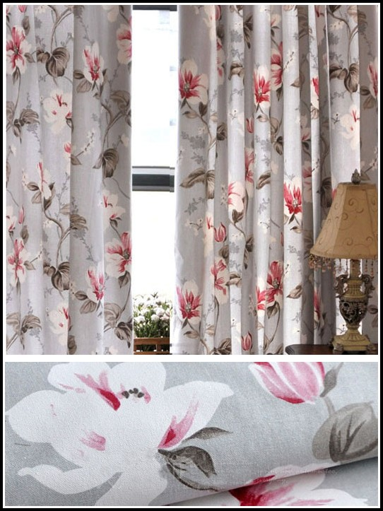 Grey And Pink Curtains Uk