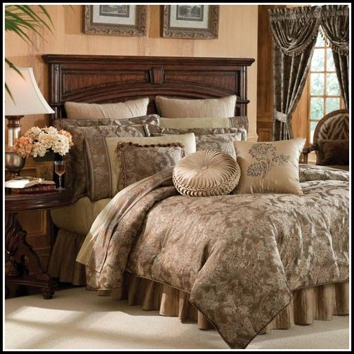 King Comforter Sets With Matching Curtains Curtains