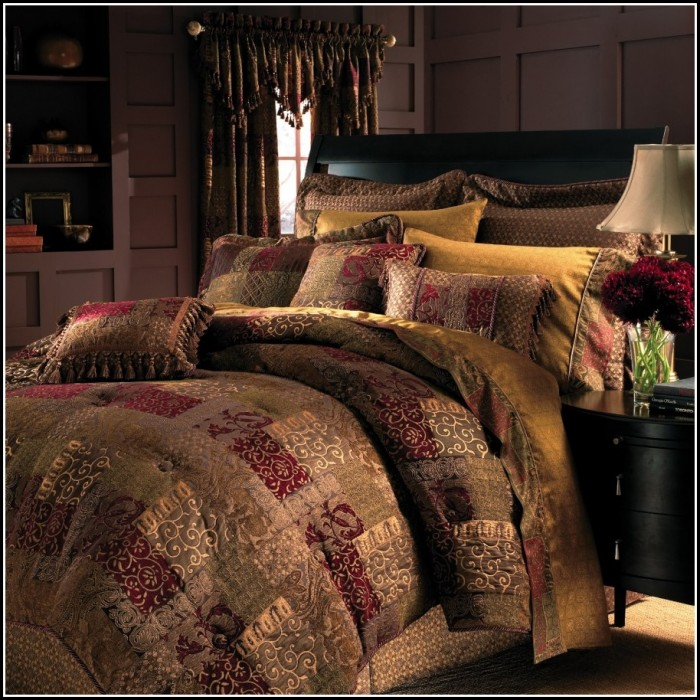 King Comforter Sets With Matching Curtains