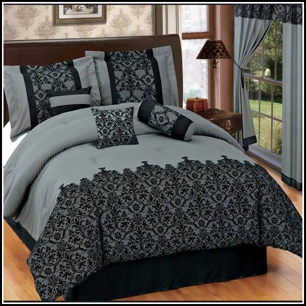 King Size Bedding Sets With Matching Curtains