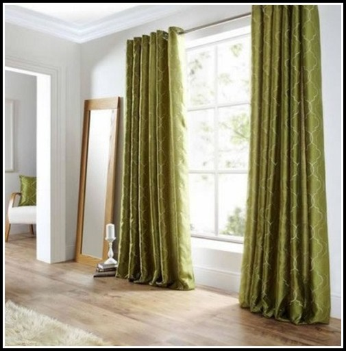 Lime Green Blackout Curtains Uk