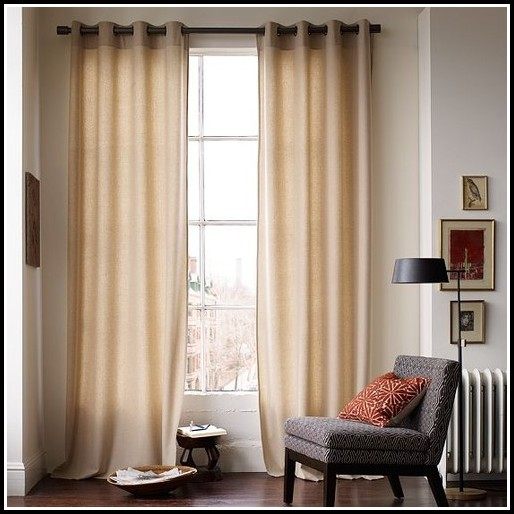 Living Room Curtain Design Photos