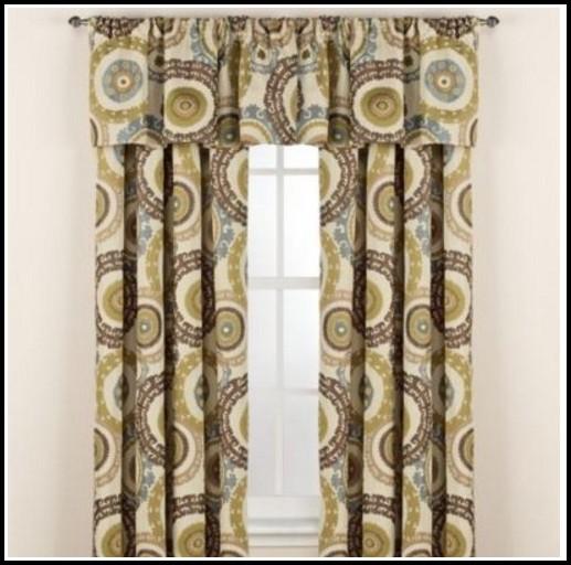 Make Rod Pocket Curtain Panels