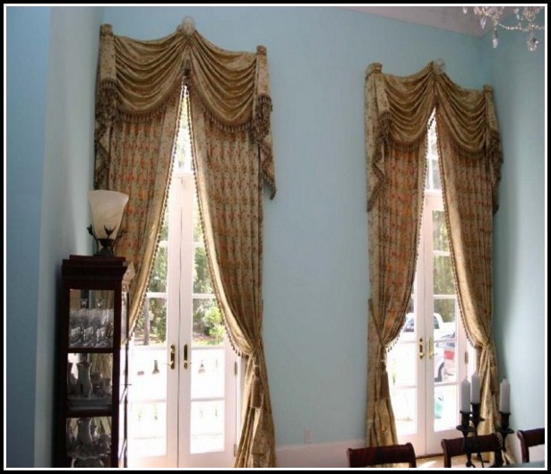 Making Curtains For Arched Windows