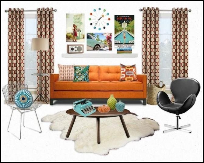 Mid Century Modern Curtain Ideas - Curtains : Home Design Ideas ...