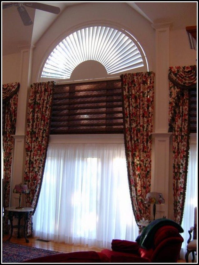 Modern Curtains For Arched Windows
