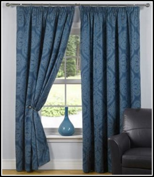 Navy Blue And White Curtains Amazon