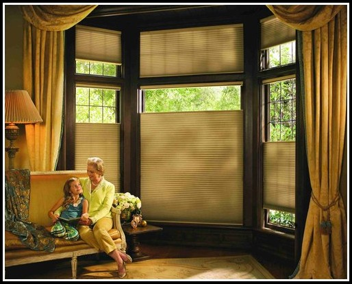 Pairing Roman Shades With Curtains