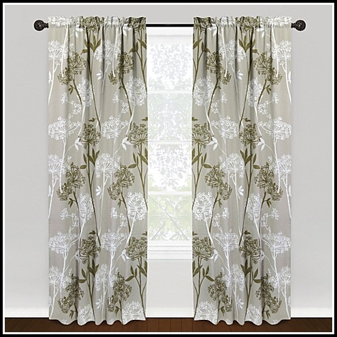 Park B Smith Rooster Curtains Curtains Home Design