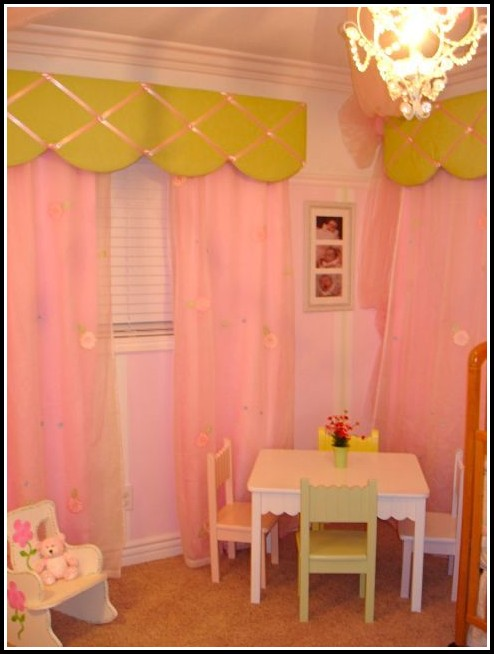 Pink And Green Curtains Uk